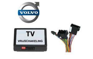 Volvo TV en DVD vrijschakeling met inbouw