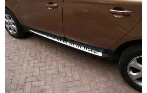 Volvo XC60 Side Steps Treeplanken Running Boards