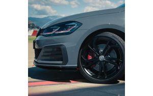 VW Golf 7 GTI Facelift TCR front spoiler