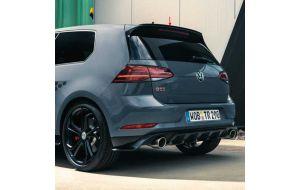 VW Golf 7 Facelift TCR rear spoiler origineel