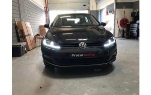 VW Golf 7 Facelift xenon koplampen met dynamisch led knipperlicht