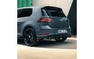 VW Golf 7 GTI TCR Facelift difusser - Origineel