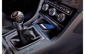 VW Golf 7 VII QI draadloze auto telefoon oplader - Inbay
