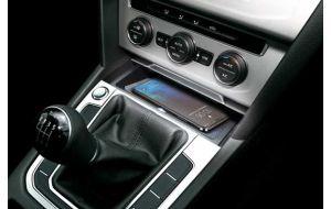 VW Passat B8 QI draadloze auto telefoon oplader - Inbay