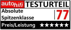 Auto Hifi Magazine Gladen test