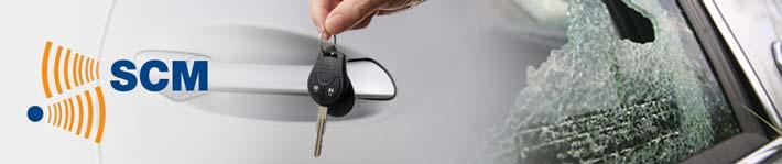 SCM auto alarm herkeuring