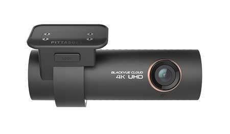 BlackVue 4K dashcam voorzijde inbouw
