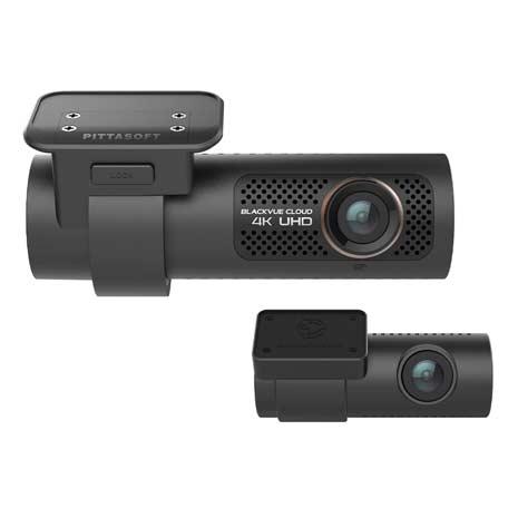 BlackVue DR900X dashcam inbouw