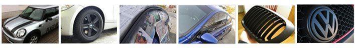 Plasti Dip voorbeelden - Pro Car Tuning