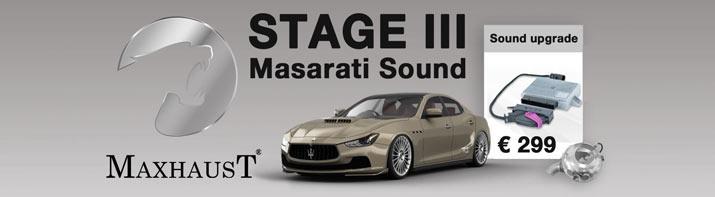 Sound Generator Masarati module stage 3