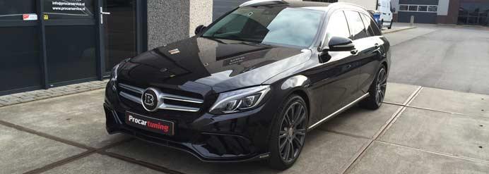 Brabus Mercedes dealer Amsterdam Amstelveen