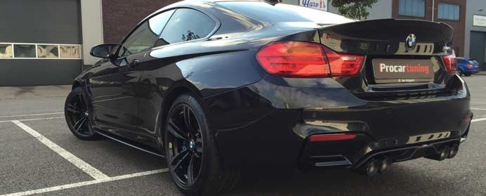 Akrapovic BMW M4 - Pro Car Tuning