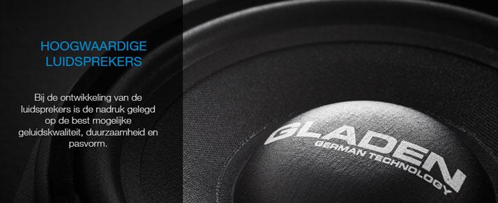Gladen boxmote bmw audio upgrade speakers