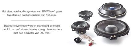 Gladen VS BMW speakers